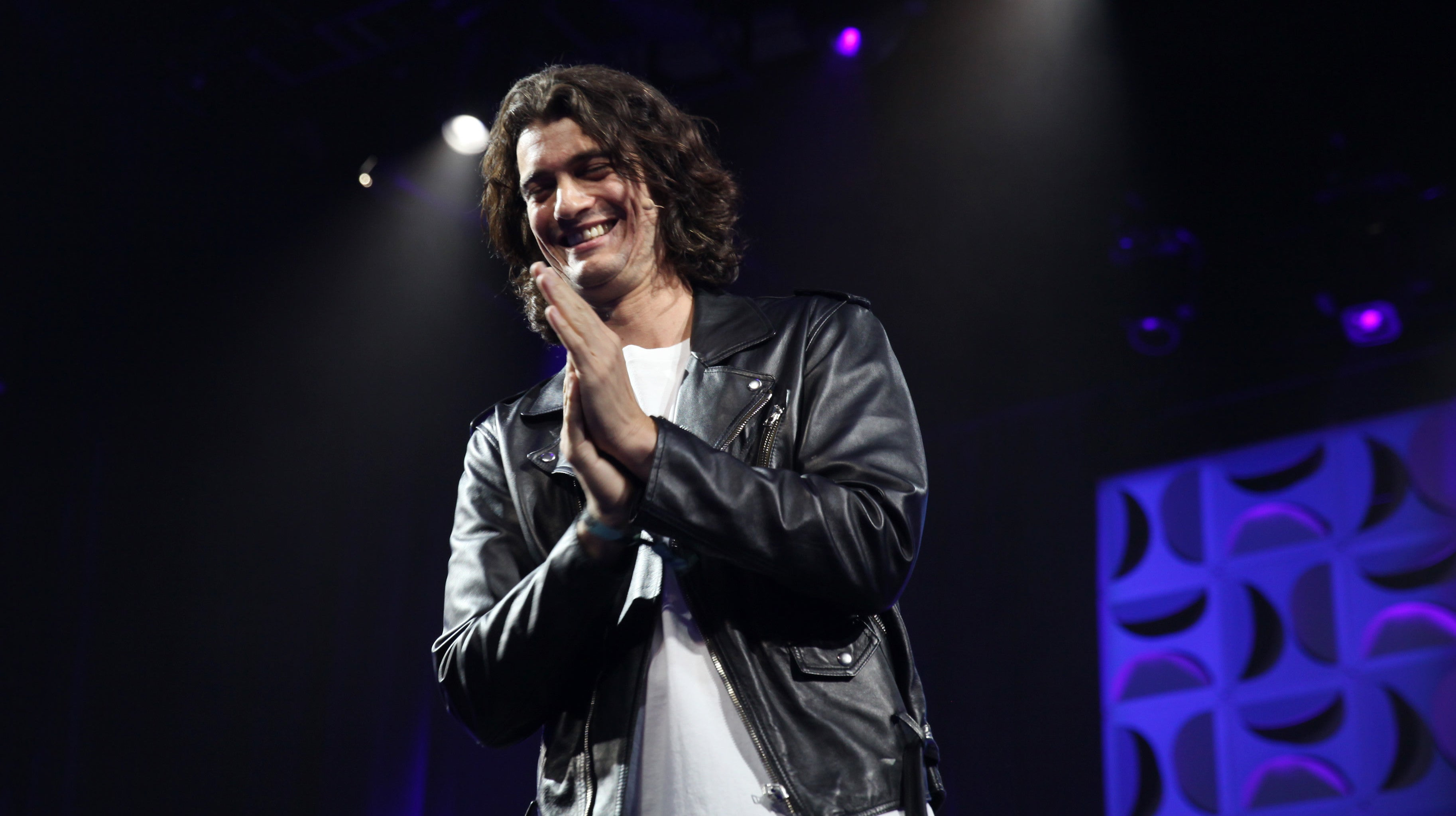 WeWork Founder Given $2.5 Billion To LeaveWork
