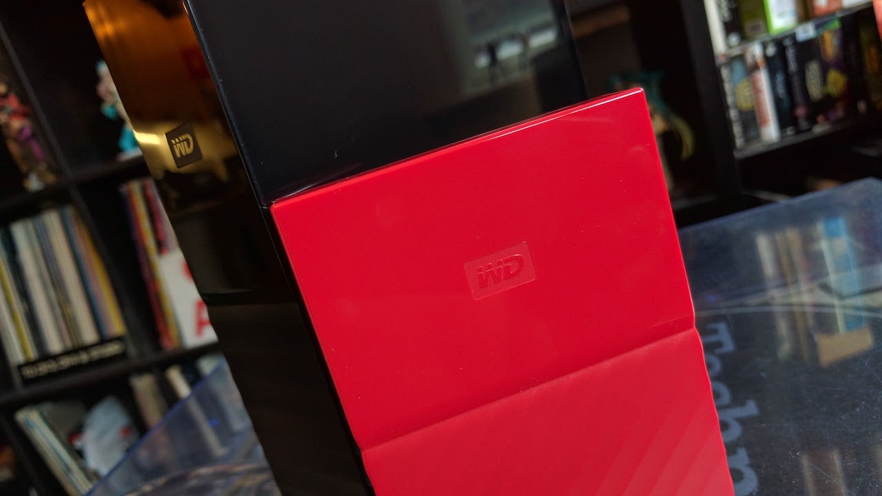 Western Digital's New Line Packs A Ton Of Storage Into Pocket-Sized Drives