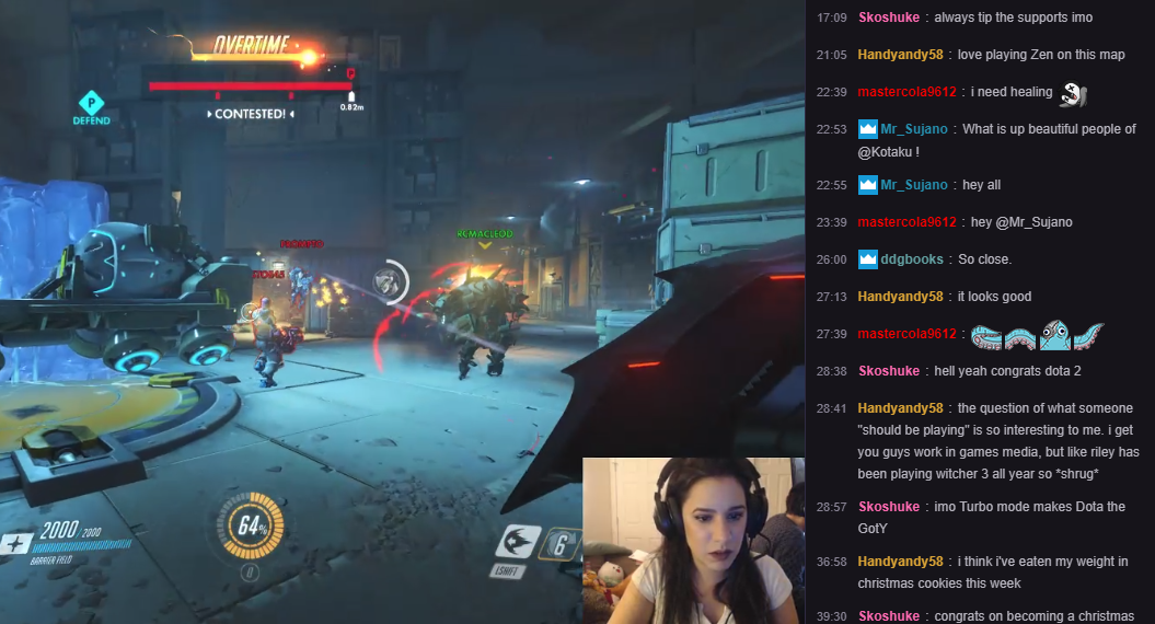 twitch how to go live