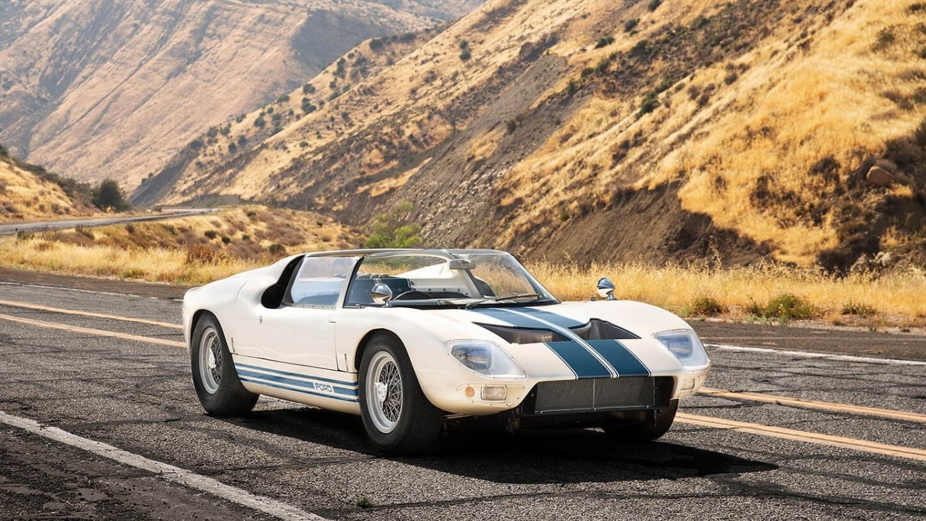 the last remaining original ford gt40 roadster is for sale. Black Bedroom Furniture Sets. Home Design Ideas