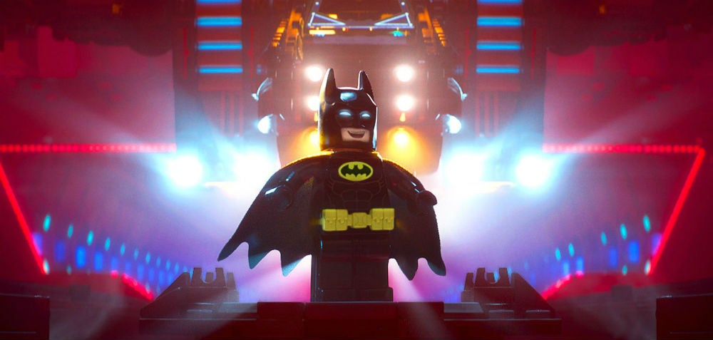 Robin Has a Hilarious Entrance in The Lego Batman Movie