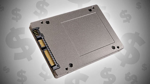 Good-Bye Hard Drives, SSDs Are Getting Cheaper