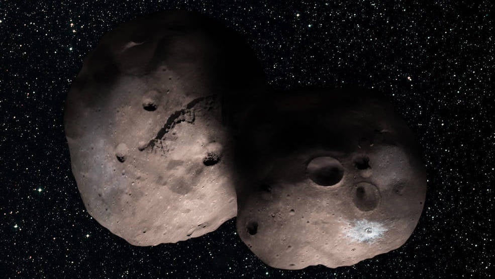 New Horizons' Next Mission To A 'Provocatively' Shaped Object Just Got Weirder