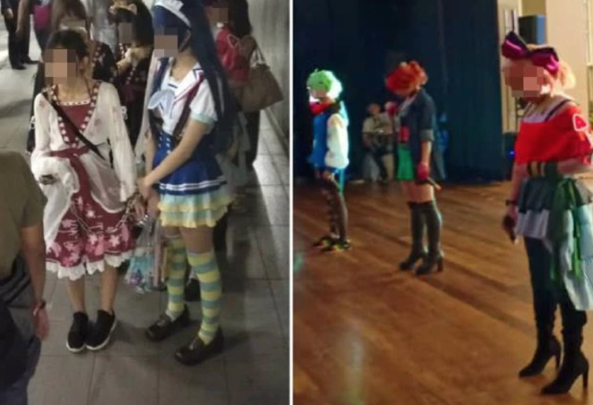 Visiting Cosplayers Arrested Over Visa Issues In Malaysian Police Raid