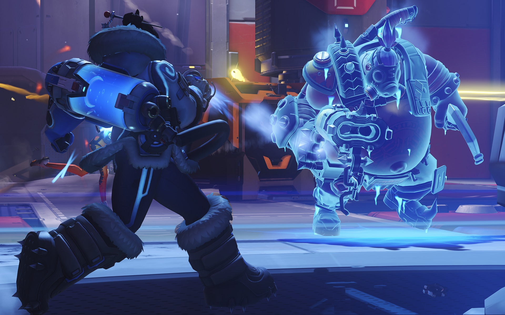 Overwatch Players Are Sick Of Mei's Ice Wall Exploit