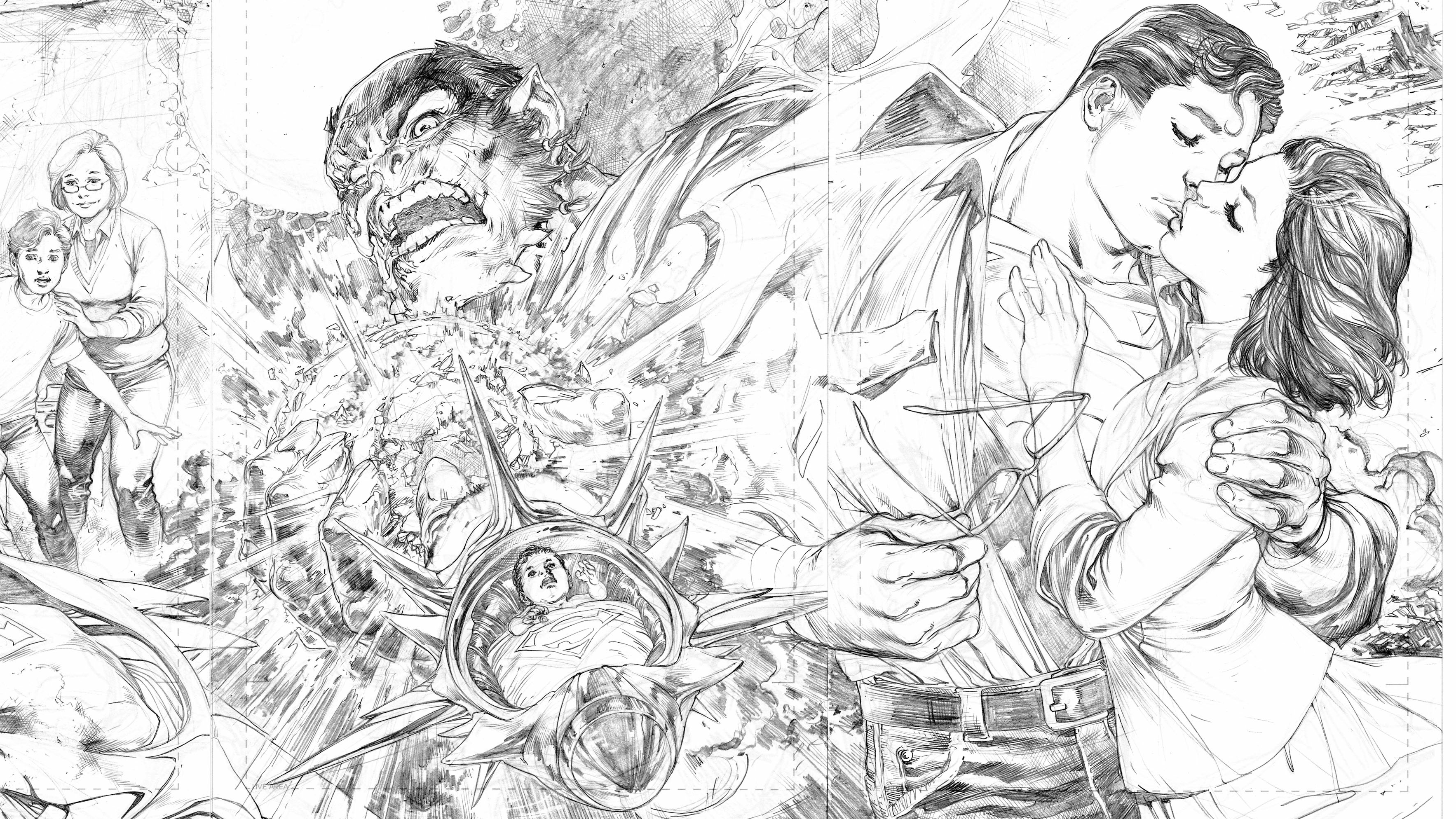 At SXSW, Brian Michael Bendis Talks The Inspirational Potential Of Superman's Legacy Of Hope