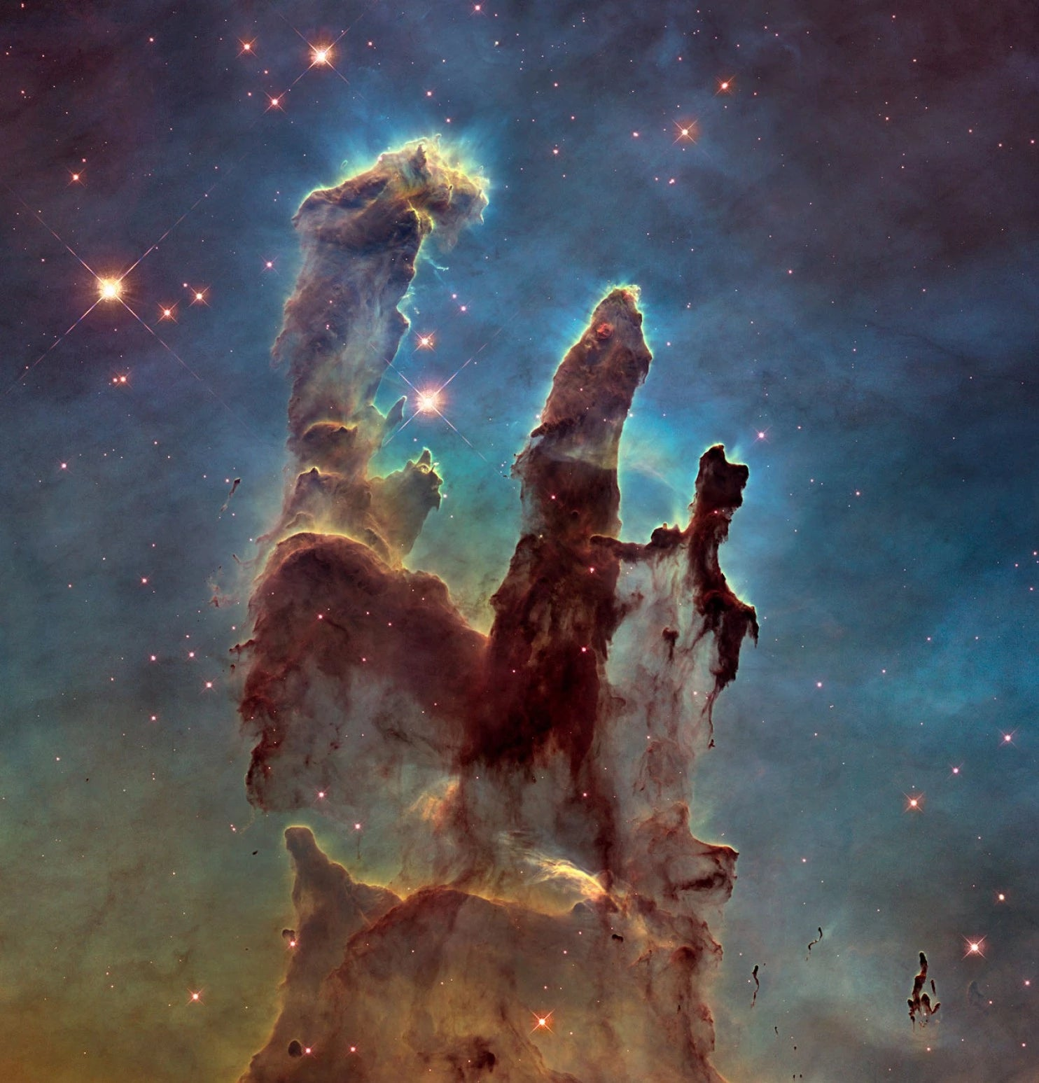 Hubble Took an Even Better Version of One of Its Best Photos Ever