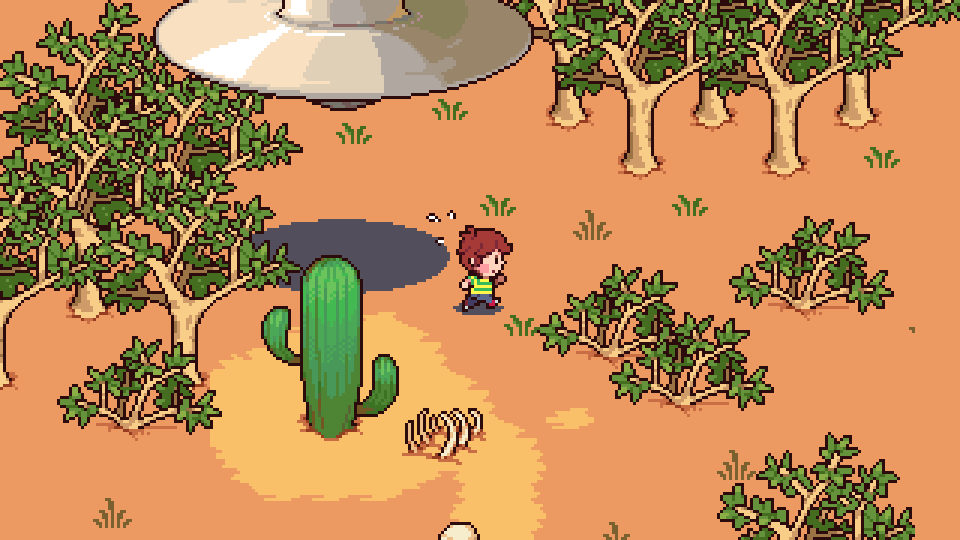 Fan-Made Mother 4 Delayed, Still Looks Awesome