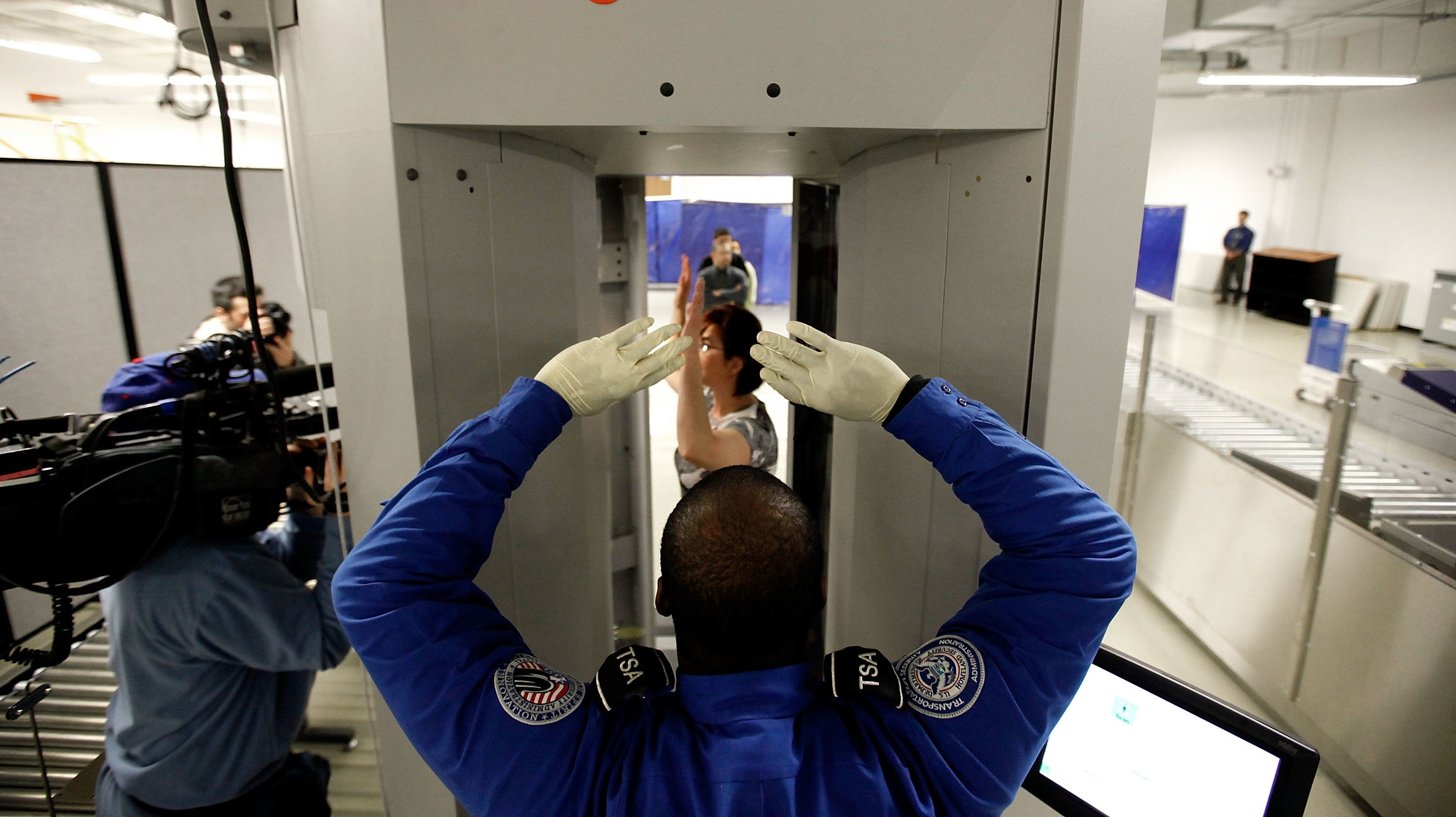Airport Body Scanners Have A Gender Problem