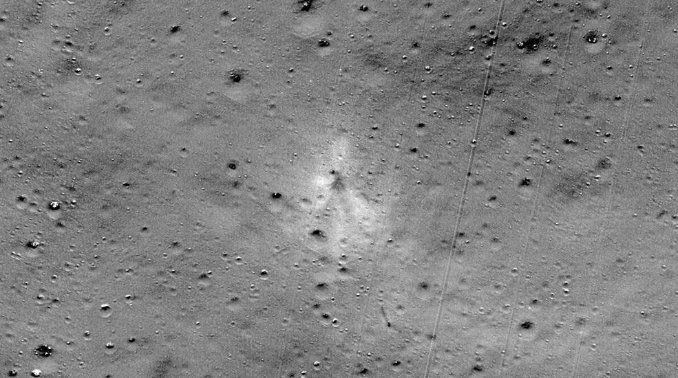 Amateur Space Enthusiast Helps NASA Locate Crashed Indian Lunar Lander
