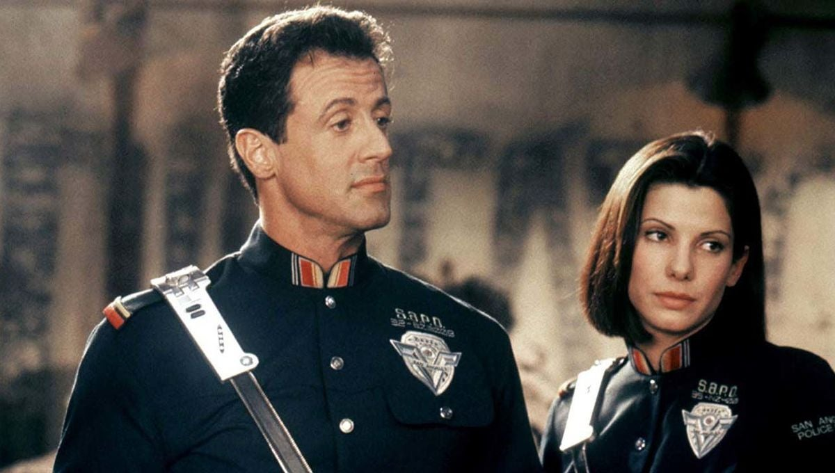 Sylvester Stallone Has Apparently Been Working On A Demolition Man Sequel In Secret