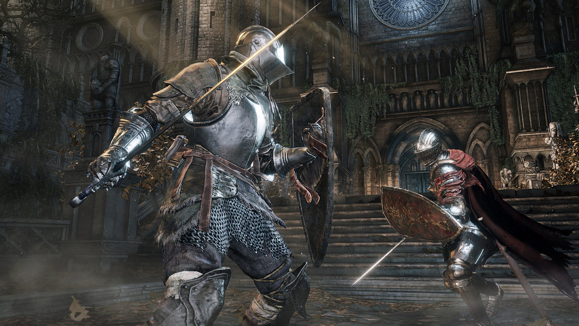 From Software Says Dark Souls 3's Seemingly Useless Poise Stat Is Working As Intended