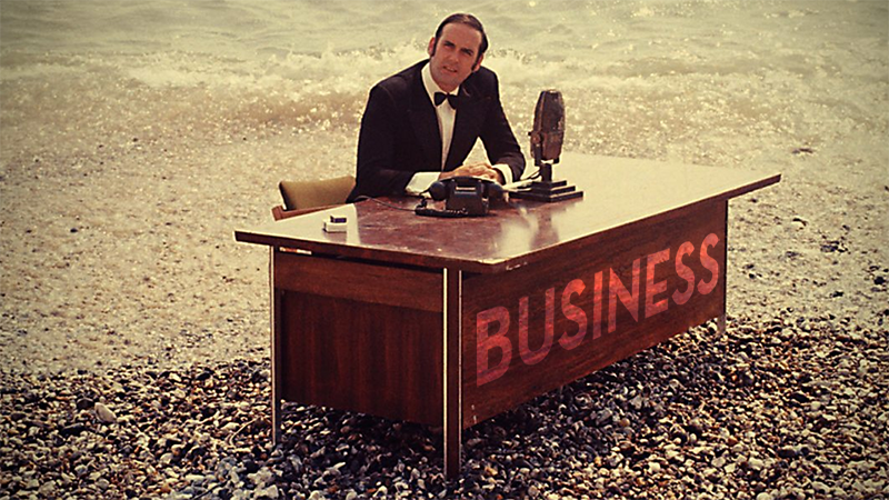 This Week in the Business: Now For Something Completely Different