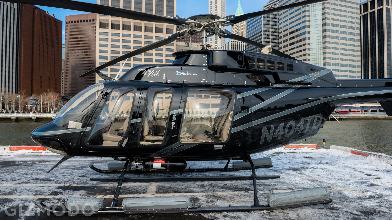 'Uber For Helicopters' Is Gross, Absurd, And I Want To Use It Every Day