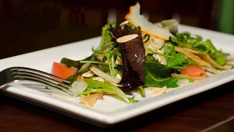 Elevate Homemade Salads By Chilling Your Plate