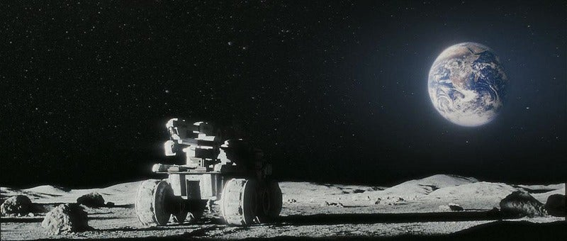 It Would Cost A Whole Lot To Live On The Moon For One Year