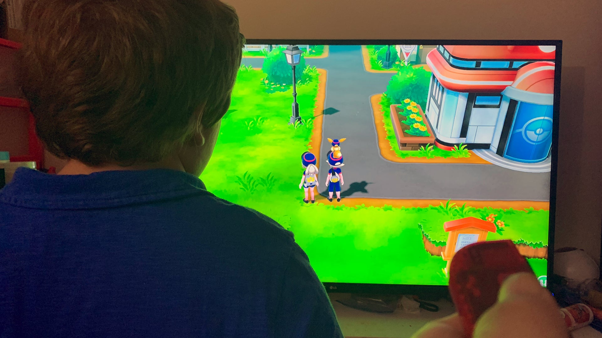 Pokémon Let's Go Helped Me Connect With My Son