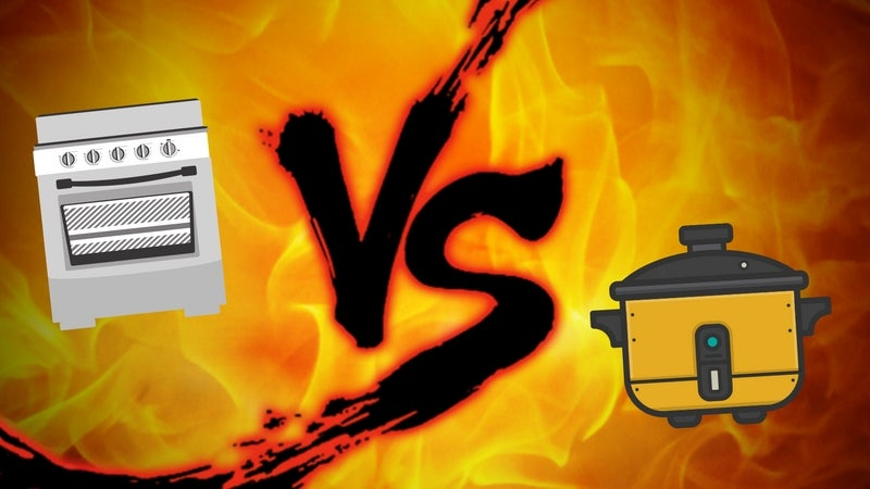 Rice Cooking Showdown: Stovetop Vs. A Rice Cooker