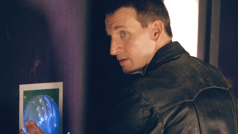 Christopher Eccleston On Why He Left Doctor Who, And Didn't Come Back For The 50th Anniversary