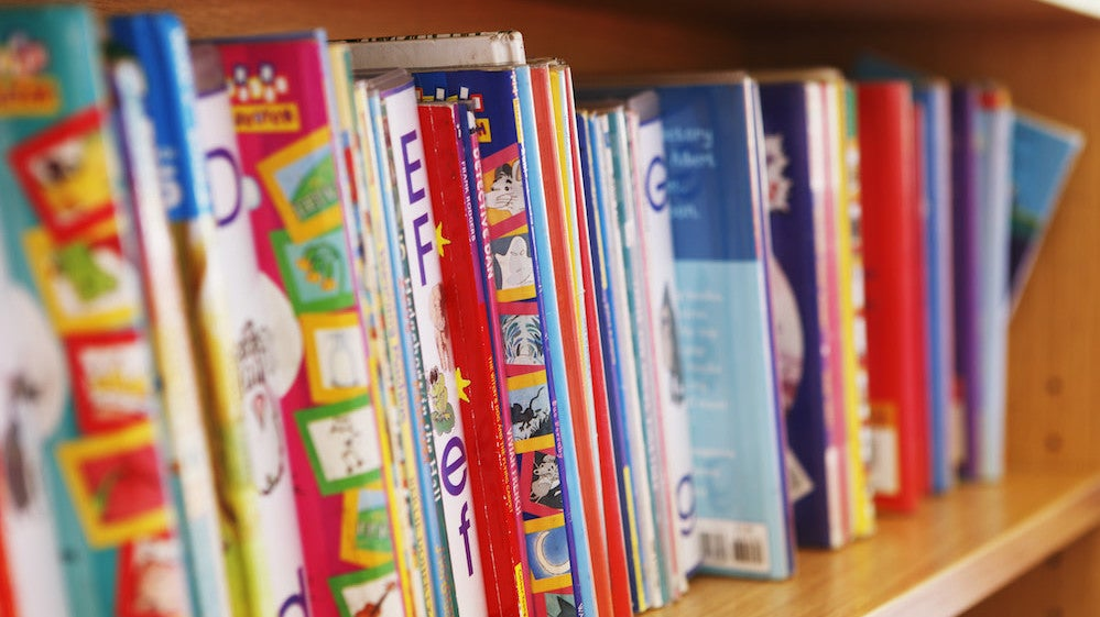 Use A Book In Place Of A Children's Birthday Card