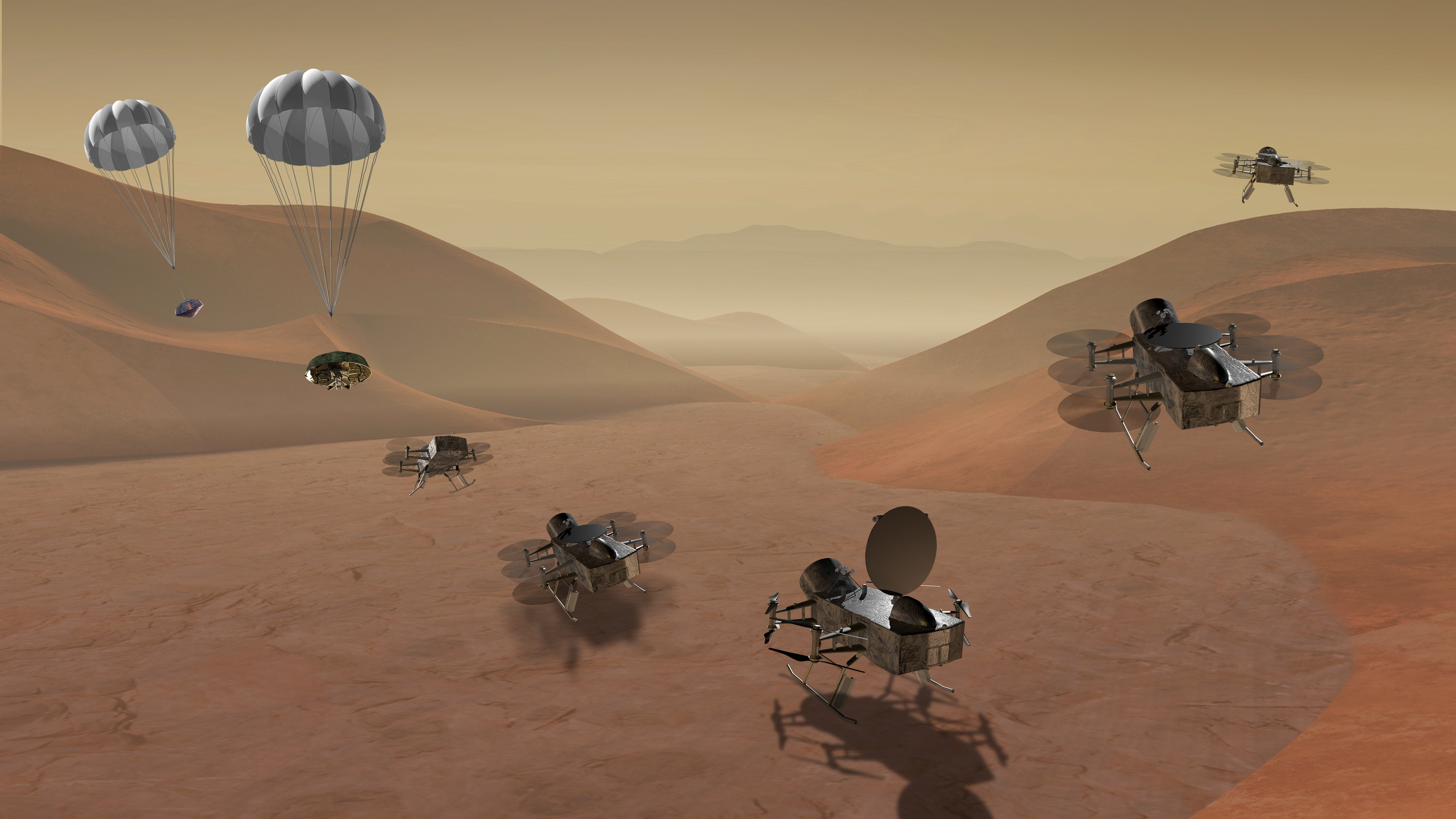 Here's Why NASA Selected Its Two Potential New Missions