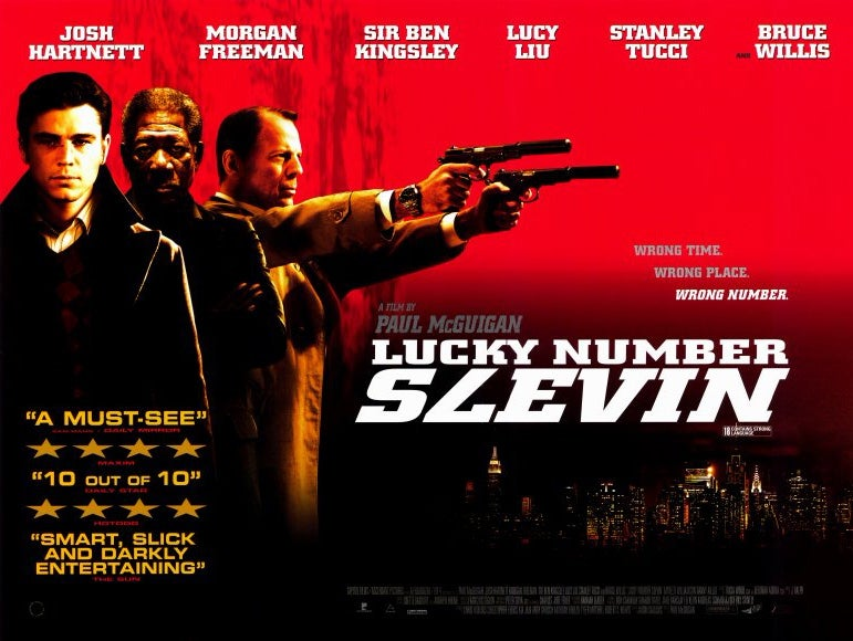 Movies With Numb3rs in the T1tl3, Ranked