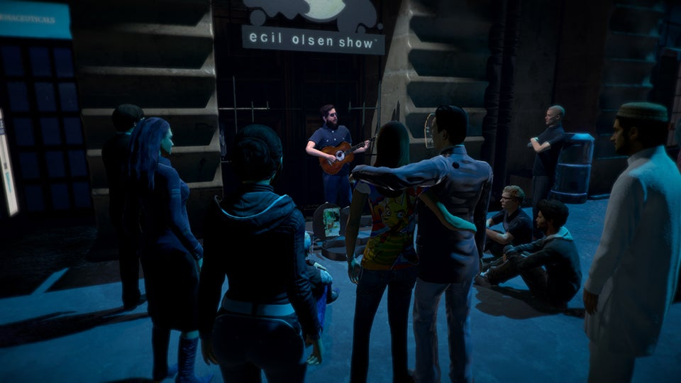 Dreamfall Chapters: Book One Builds A World and Little Else