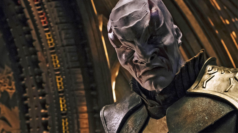 Even More Changes Are Coming To Star Trek:Discovery's Klingon Design Next Season