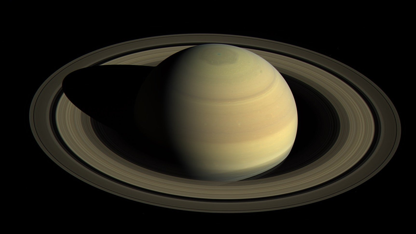Whoa, Astronomers Just Found 20 New Moons Around Saturn