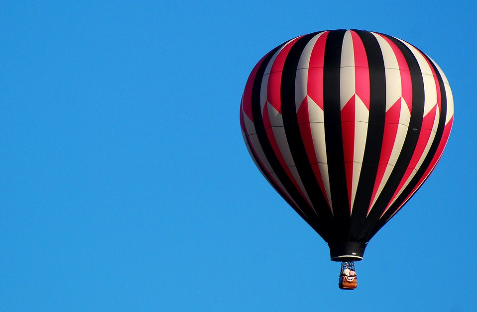 Texas Wants People To Hunt Feral Hogs From Hot Air Balloons