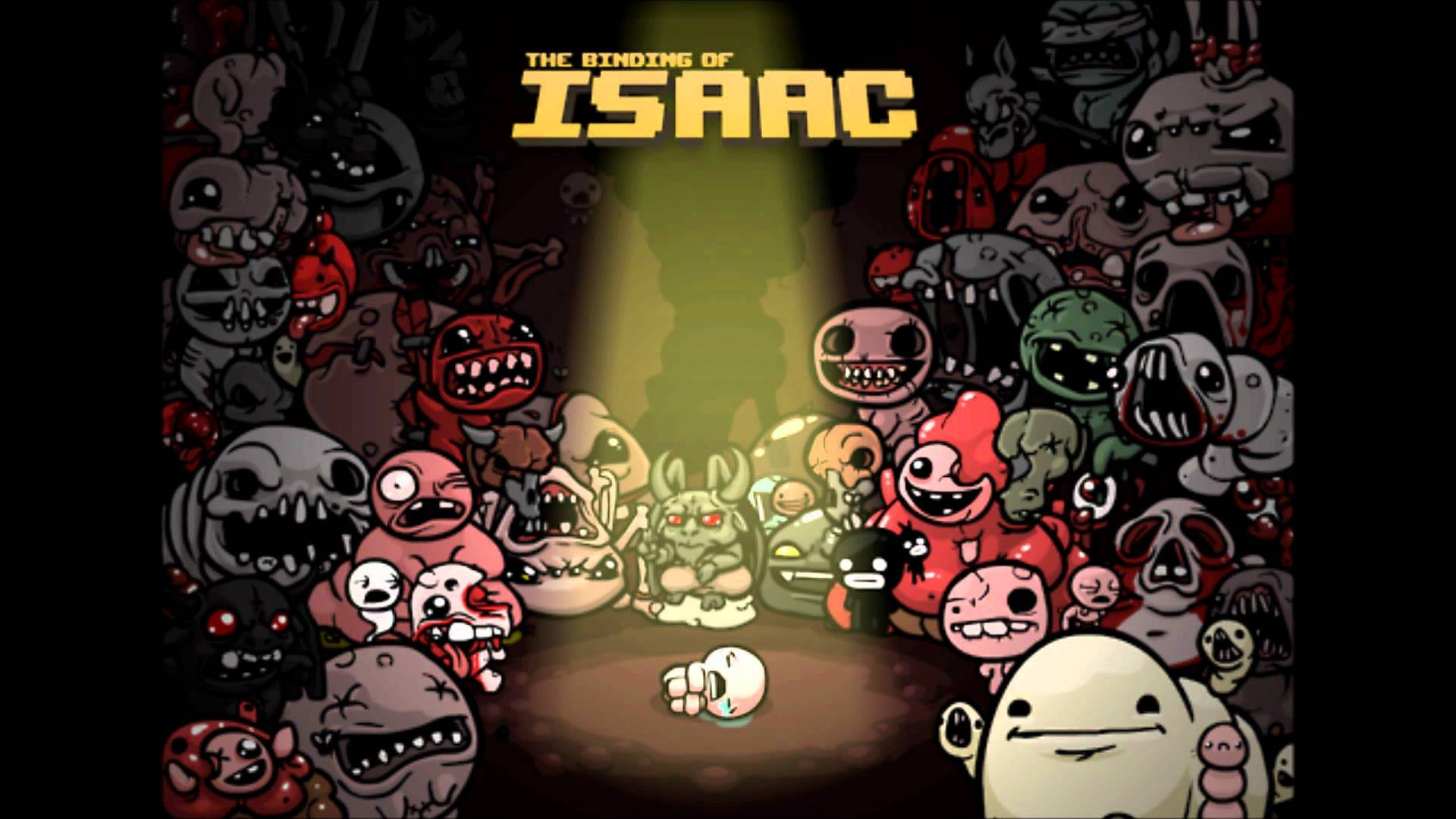 The Binding Of Isaac: Rebirth Rejected By Apple Due To Violence Against Children