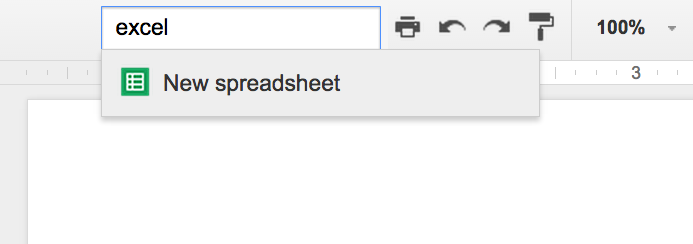 Google Docs' Autocomplete Knows Where You'd Rather Be