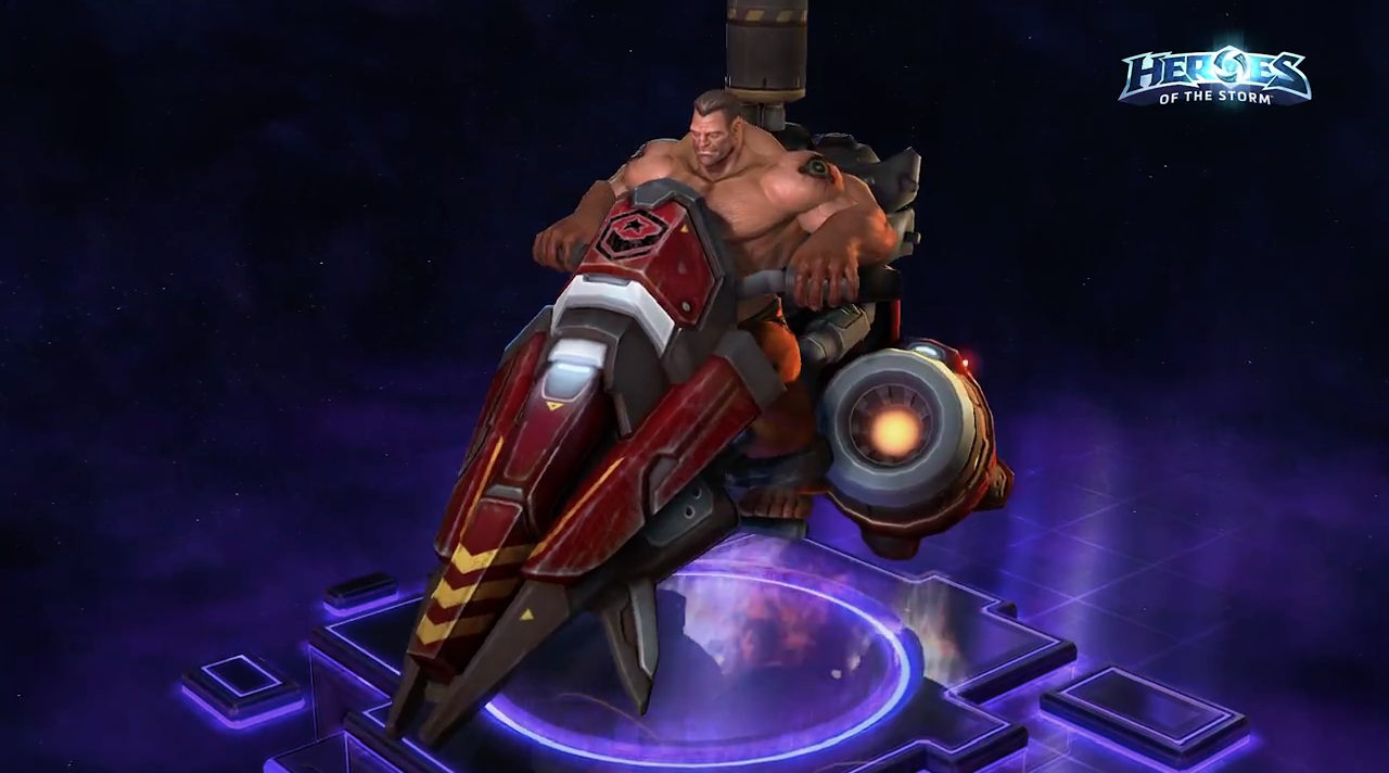 Heroes Of The Storm Finally Releases Elusive Vulture Mount...For A High Price