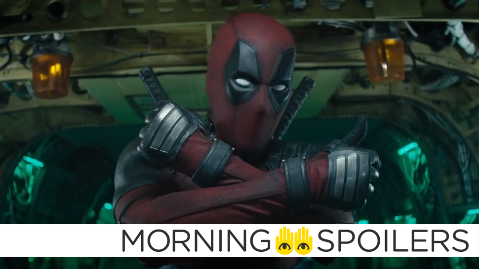 Updates From Deadpool 2, Gotham, And More
