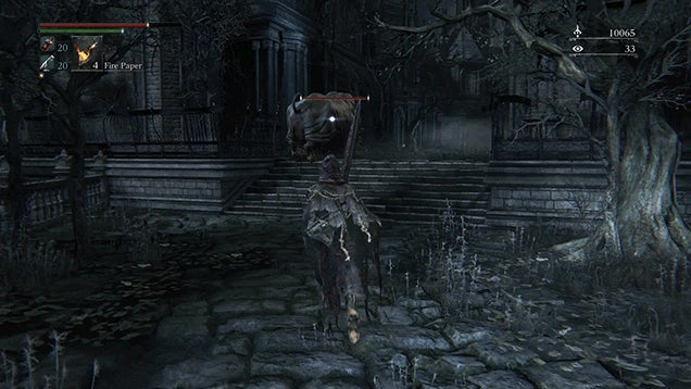Here Is A Thing That Happens In Bloodborne