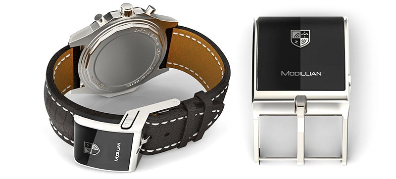 This Bluetooth Buckle Adds Smart Functionality To Mechanical Watches