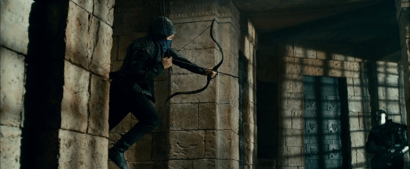 The First Trailer ForRobin Hood Heads To The Crusadesfor Rebellion And Questionable Archery