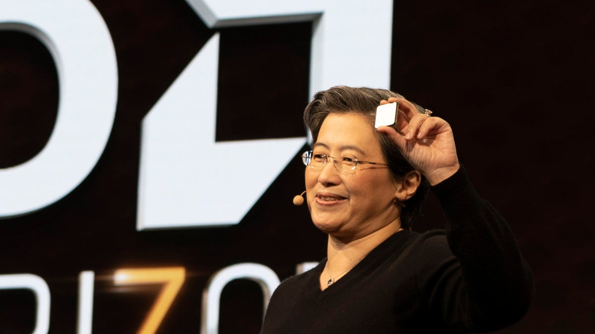 AMD's New GPUs And CPUs Keep The Pressure On The Intel And Nvidia Competition