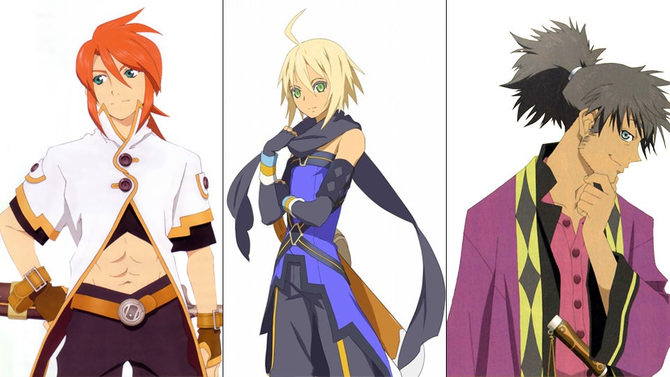 Tales Fans Vote for Their Favourite Characters and More