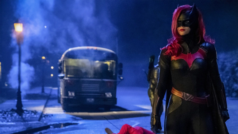 The CW's Batwoman Pilot Is Actually Set Before Her Crossover Appearance