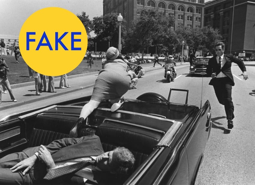 7 More Viral Images That Are Totally Fake (Maybe NSFW?)
