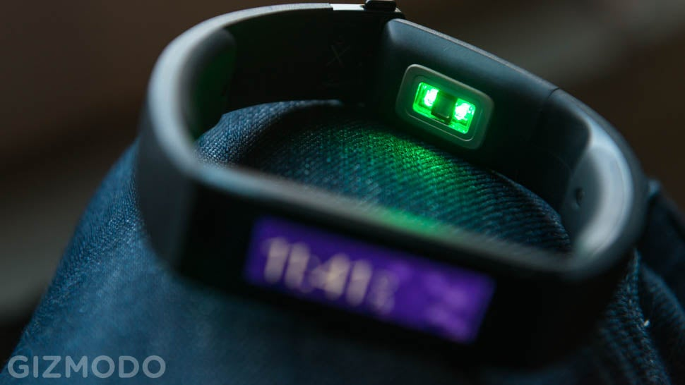 microsoft band hands on an activity tracker thats actually smart