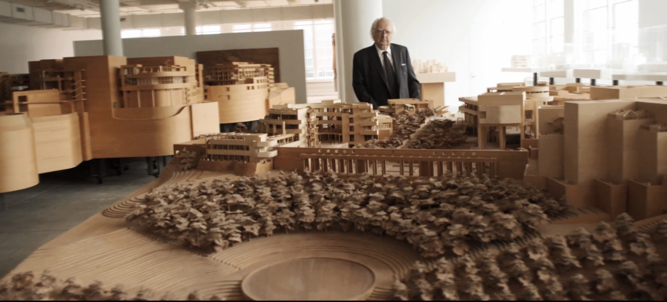These gigantic architectural models are bigger than my for Model apartments los angeles