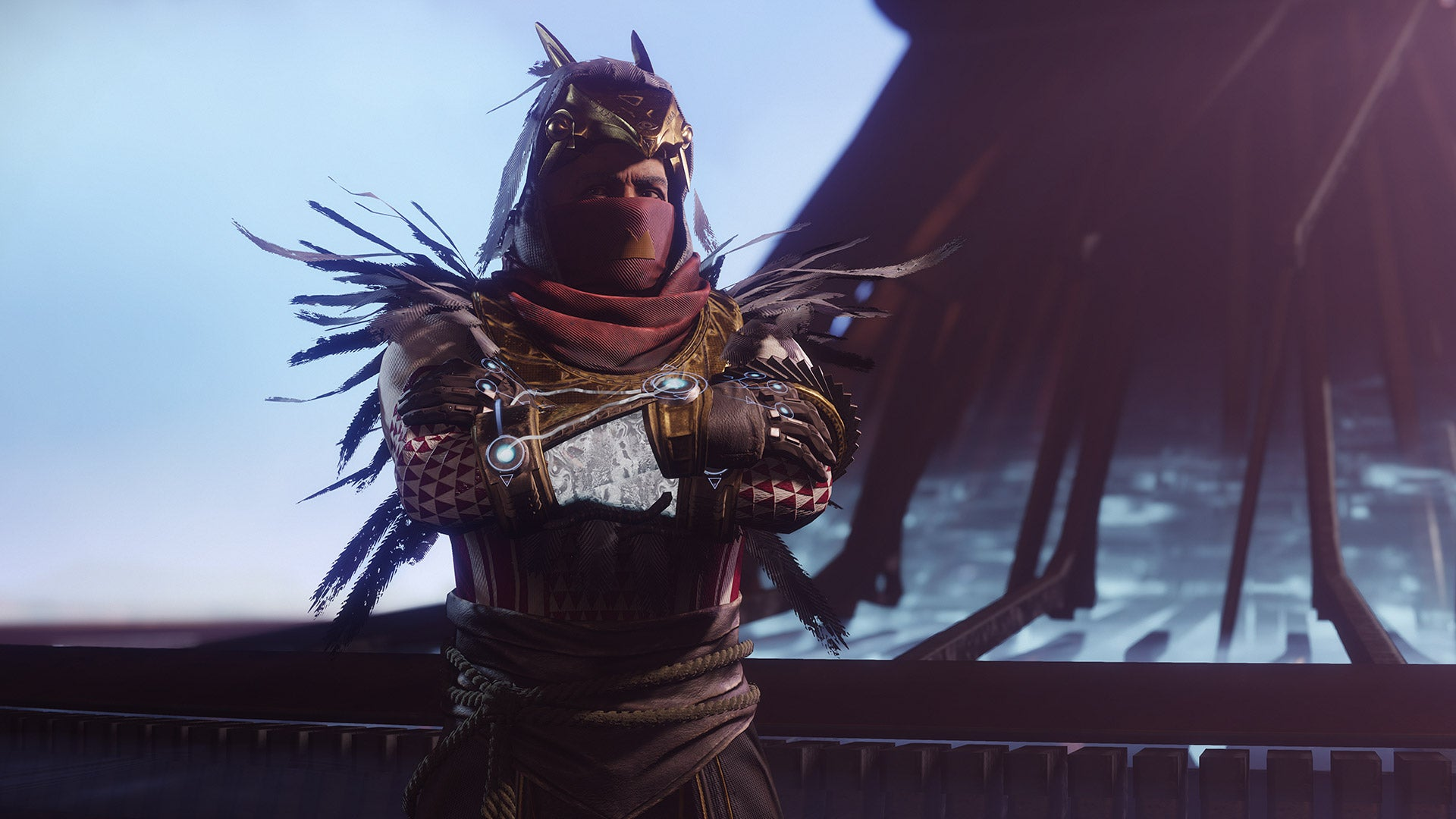 Destiny 2's Next Season Is All About Osiris, Saint-14 And… Time?