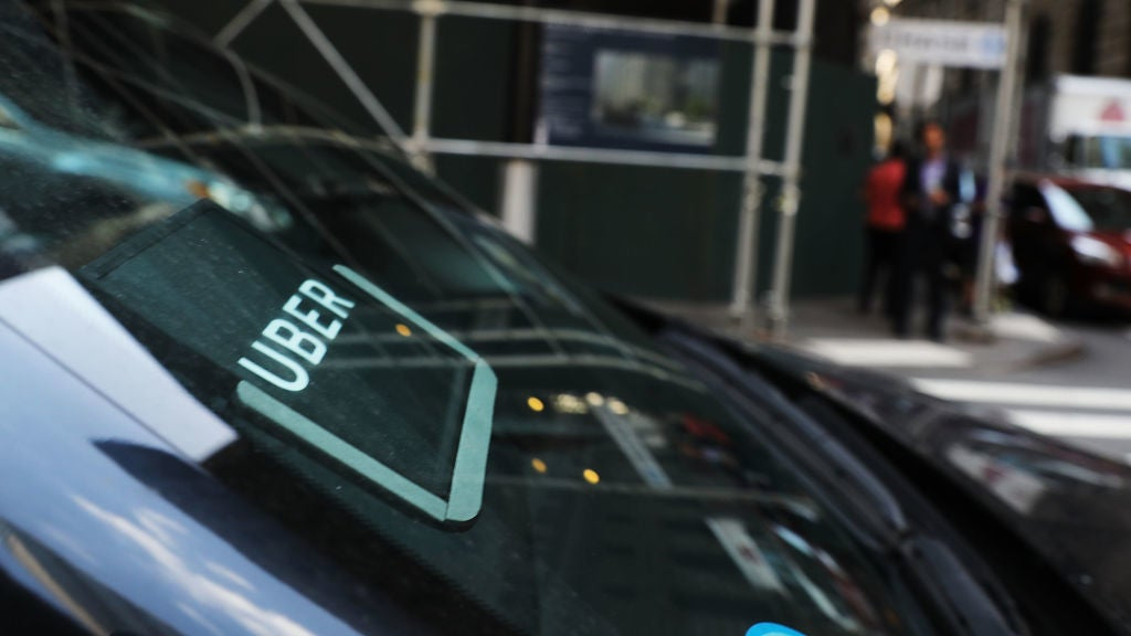 Uber Wants To Be Your New Bicycle