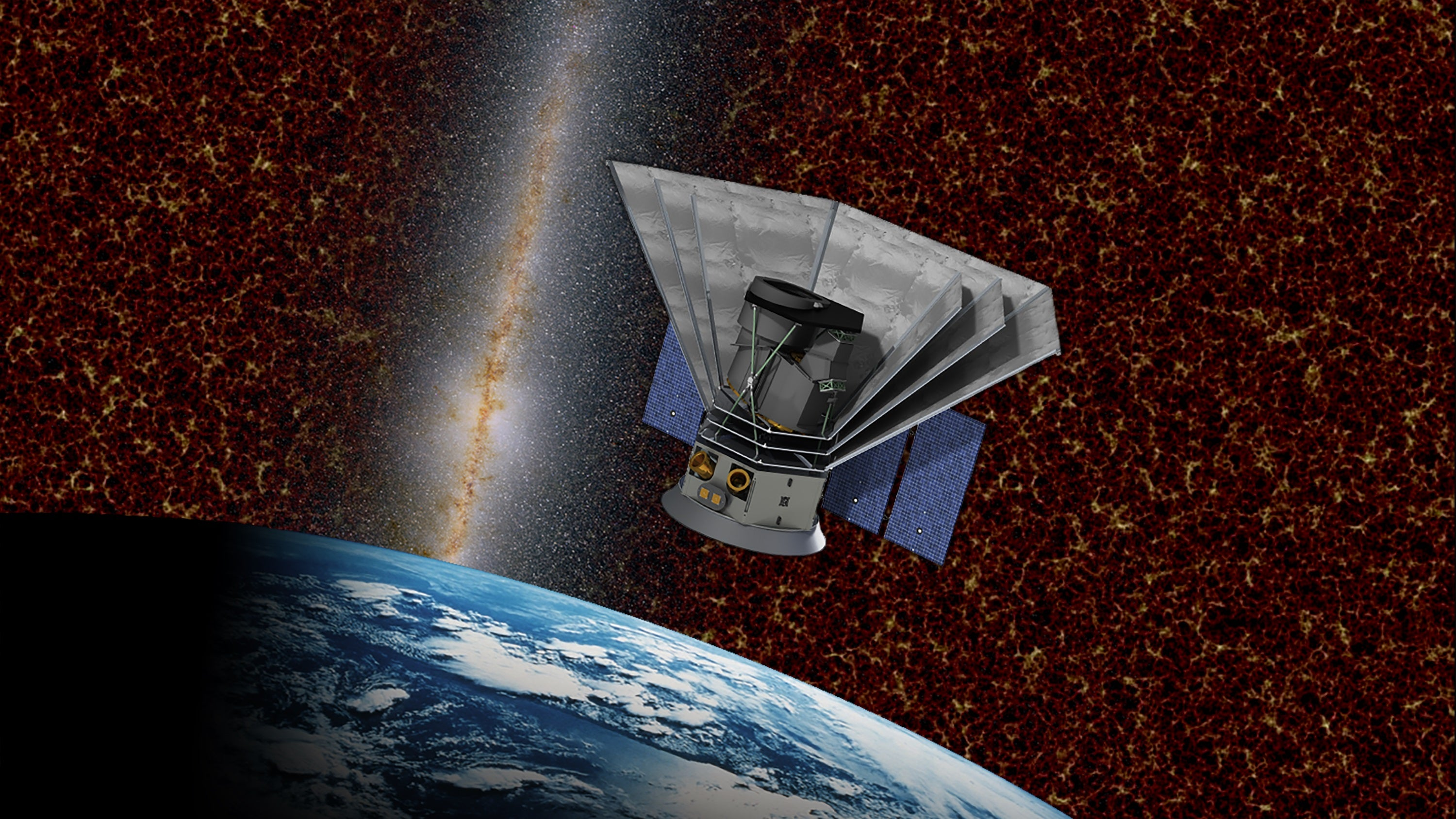 New NASA Mission Will Look Back At Billions Of Years Of Cosmic History