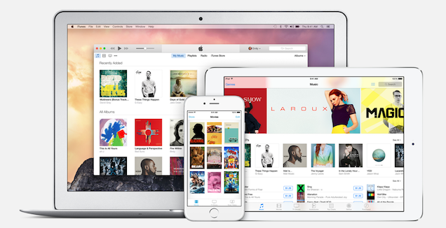 iTunes And App Store Are Down Right Now