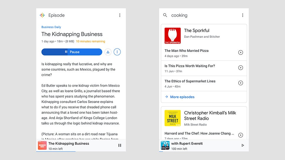 How To Play Google Podcasts Everywhere - Including IOS