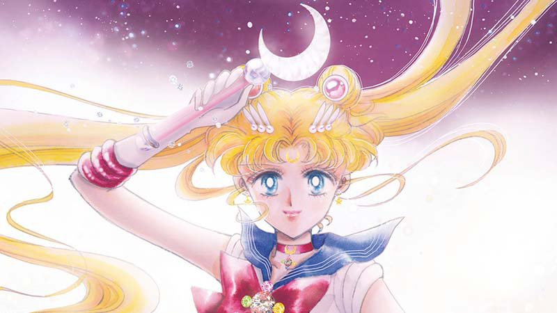 Get A Gorgeous, Colourful Look Inside The Next Volume Of Sailor Moon Eternal Edition