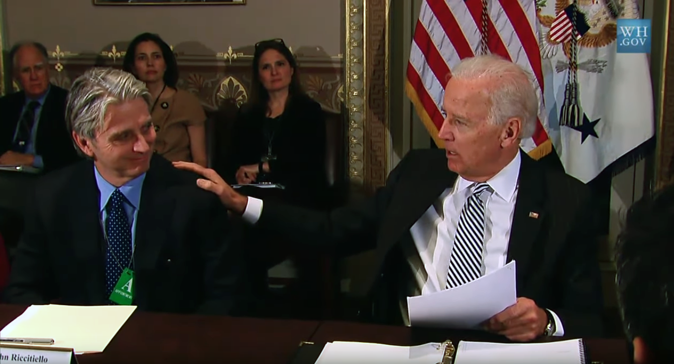 Unsolved Mystery: Which Game Industry Exec Did Joe Biden Just Call A 'Little Creep'?
